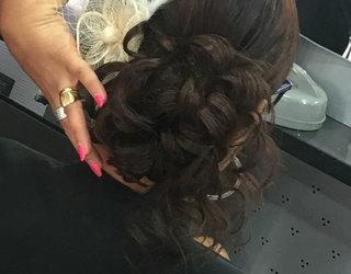France Hair - Chignon